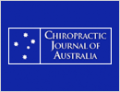 Chiropractic Journal of Australia Publishes Anti-Subluxation Paper