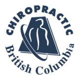 The following are screenshots from the websites of Board Members of the College of Chiropractors of British Columbia