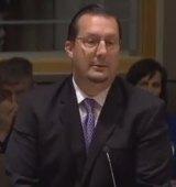 Jon Miller - Lobbyist College of Chiropractic Medicine Keiser University - Testimony before the Florida House Health Quality Subcommittee