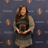 Kwon Receives Chiropractor of the Year Award from International Chiropractic Association's (ICA) Upper Cervical Council