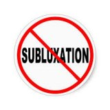 Subluxation Not Spoken There